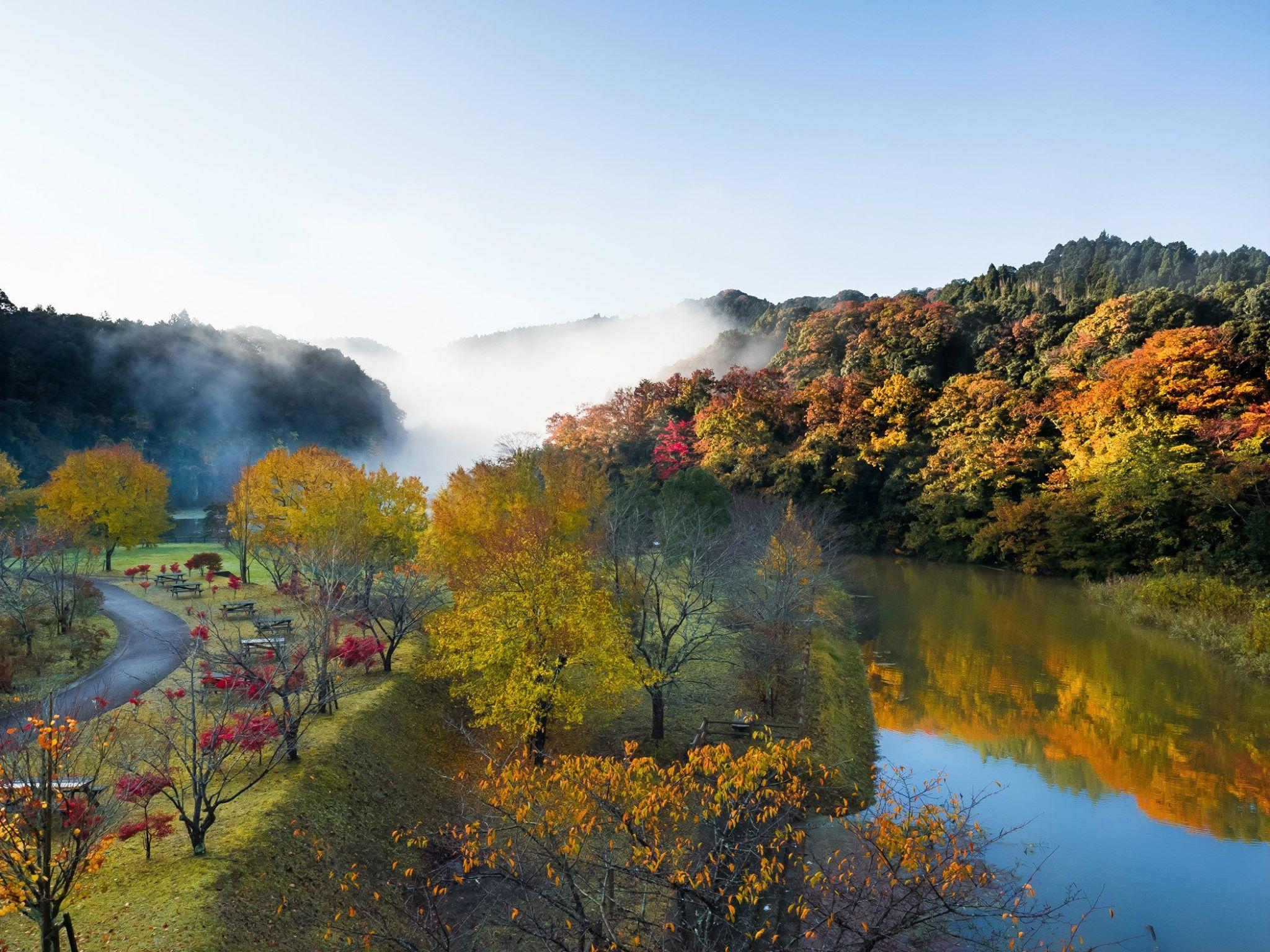 lake_kameyama_01_chiba_Japan